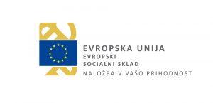Logotip EU Evropski socialni sklad