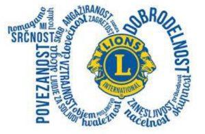 Logo Lions International 100
