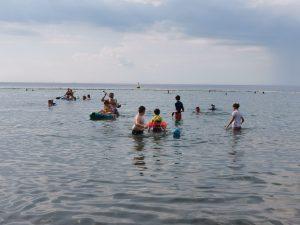 V vodi